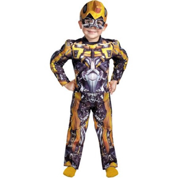 Transformers Dark Of The Moon Bumblebee Costume Boutique